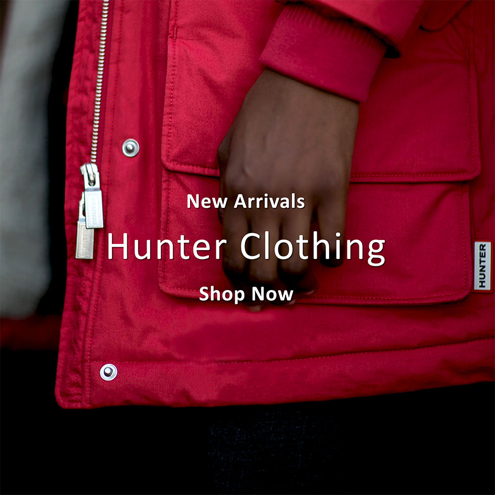 Shop Hunter Clothing